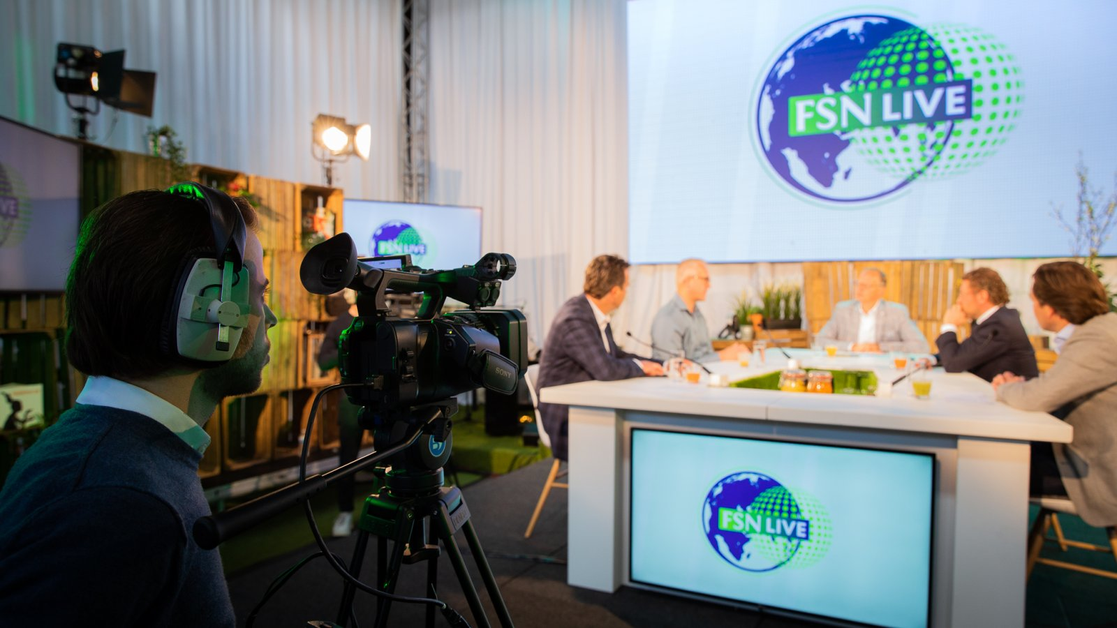 Food Inspiration en Foodservice Network starten livestreams