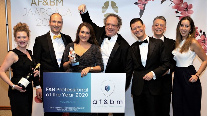 Nomineer de F&B Professional of the Year
