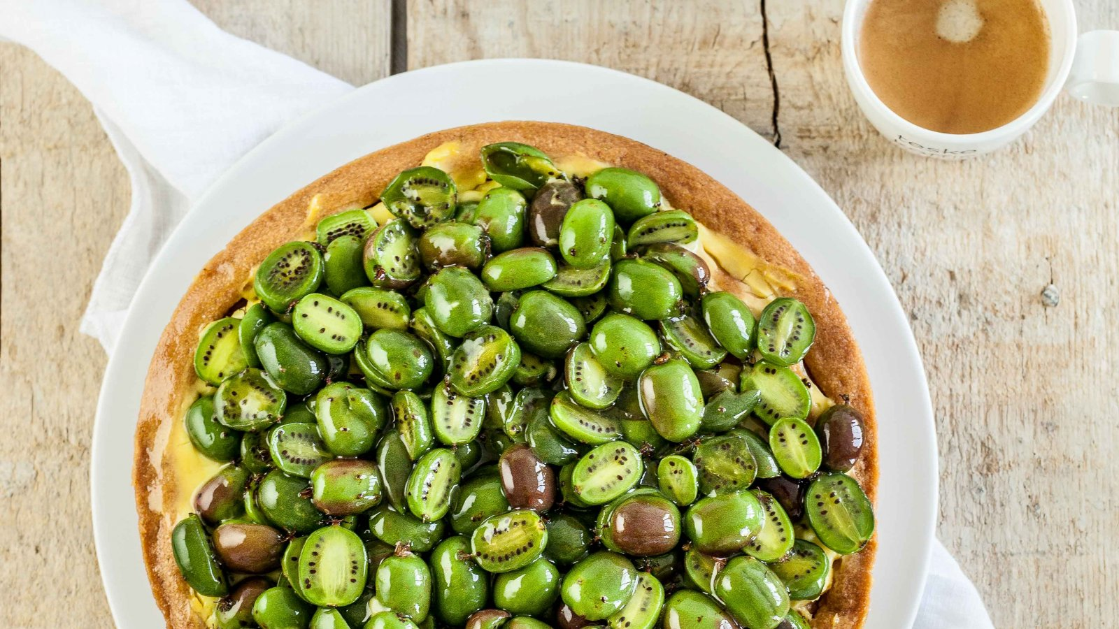 Superfood-vlaai