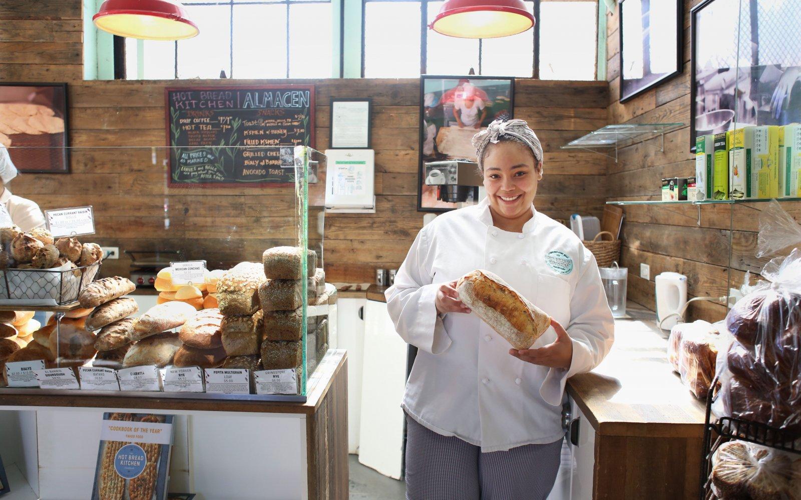 food inspiration conceptwatch hot bread kitchen new york - Hot Bread Kitchen