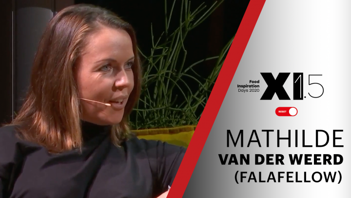 Mathilde van der Weerd over dark kitchen Falafellow