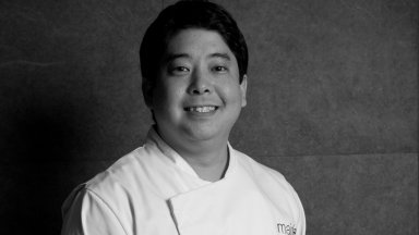Chef Mitsuharu Tsumura and his Nikkei cuisine