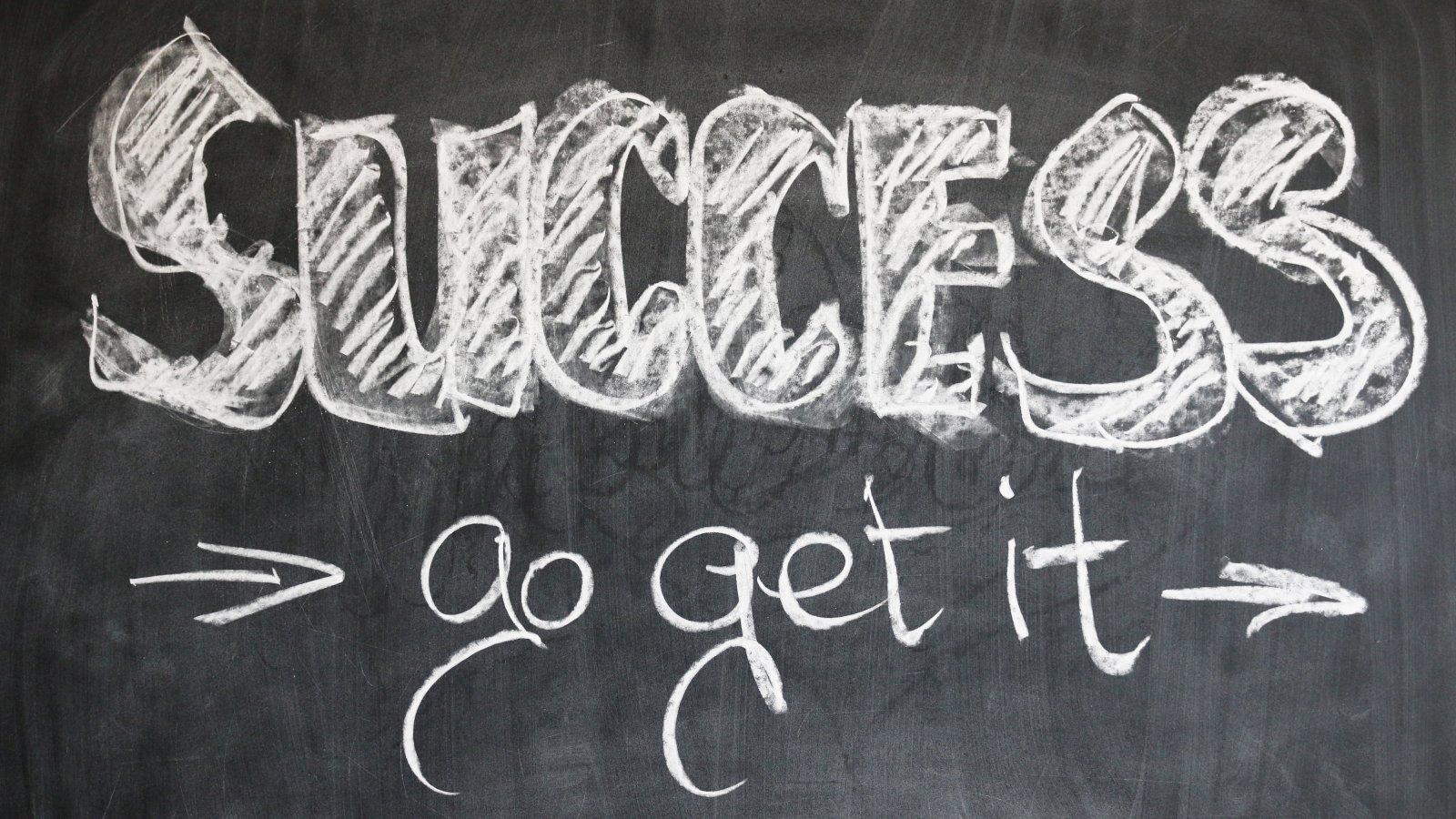 Persoonlijk succes