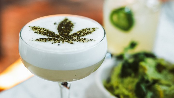Gaan we in 2021 massaal aan de cannabisdrinks?