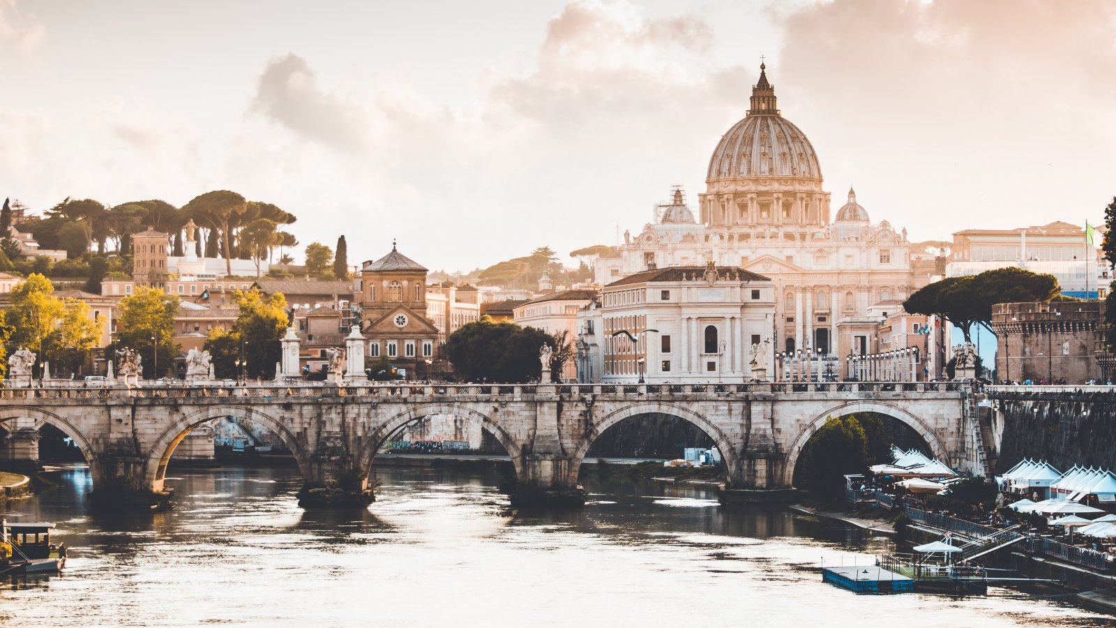 Nieuwe city guide Rome