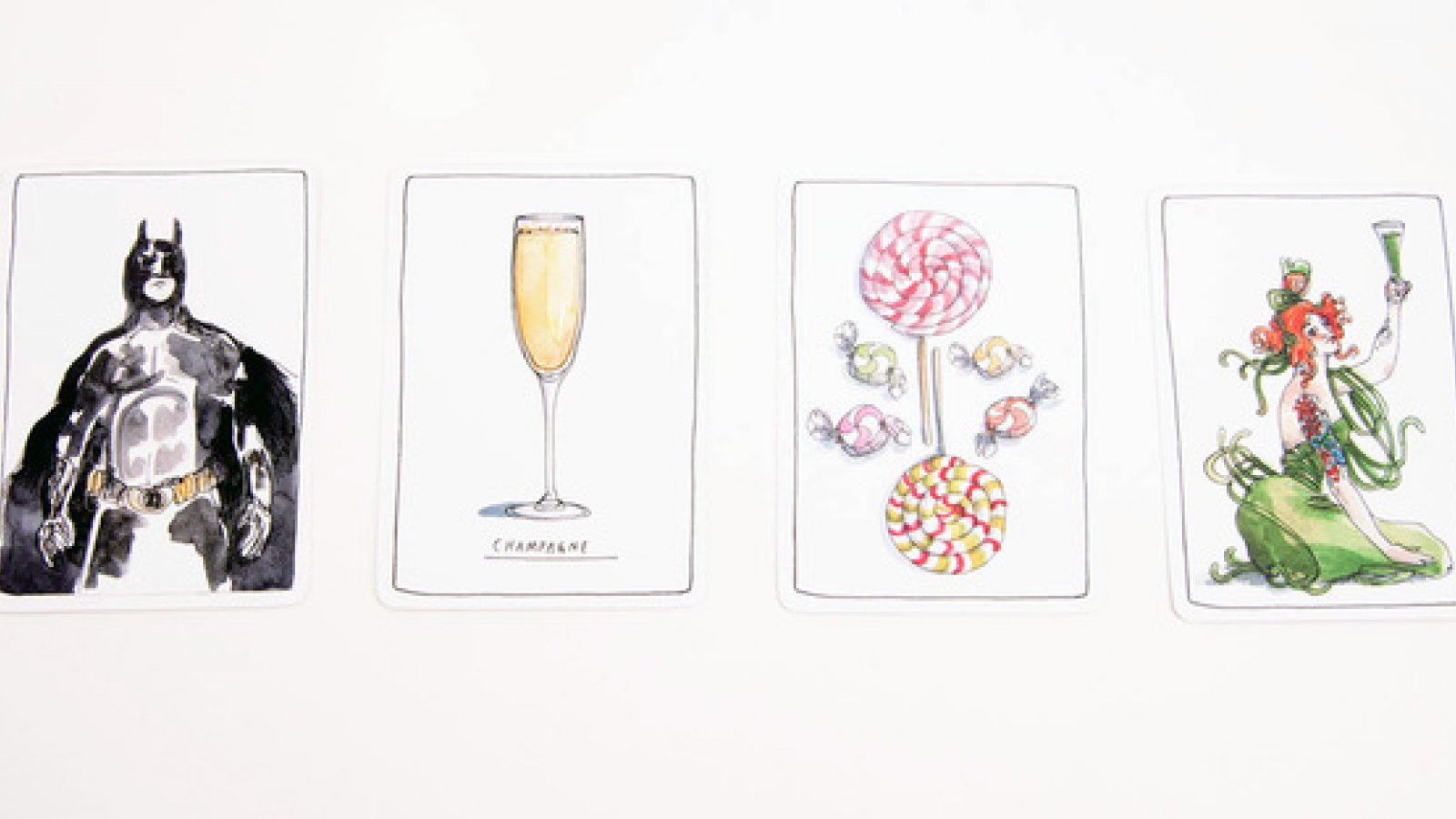 Drinking Cards