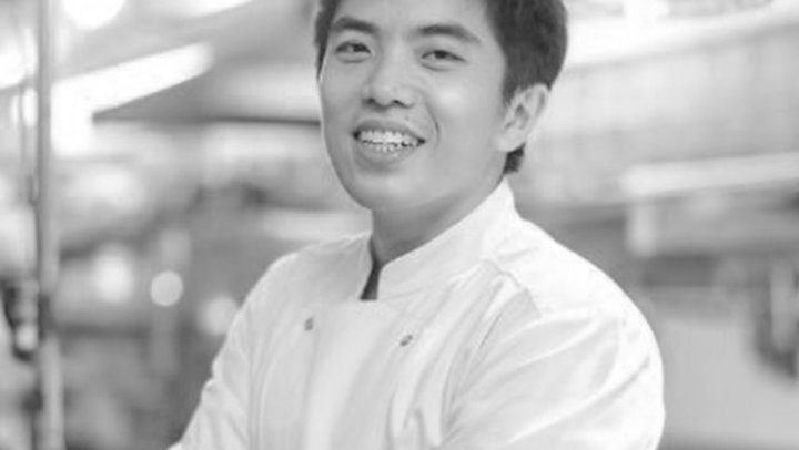 The young chef from Bangkok