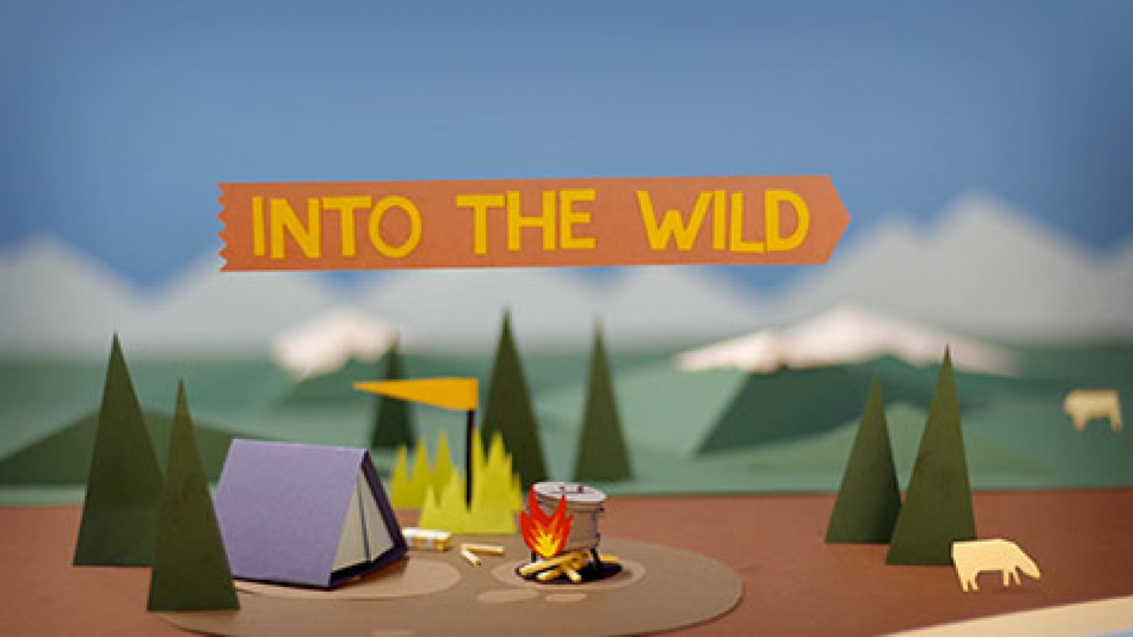 Nieuw magazine:  Into the wild